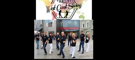 International Rally West Coast Swing 2019